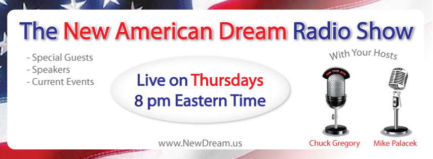 The New American Dream Radio Show