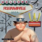 Freda freedumville